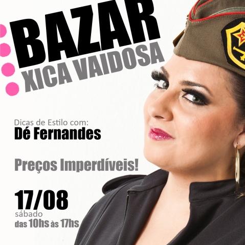 bazar - convite