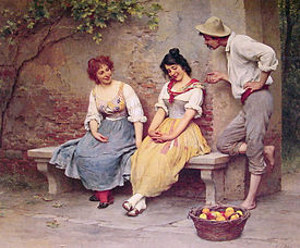 275px-Eugen_de_Blaas_The_Flirtation